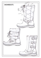 Snow boot Designs