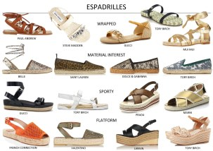 SS-2016 ESPADRILLES